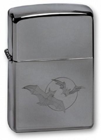 Зажигалка Bats ZIPPO 150 BATS/MOON