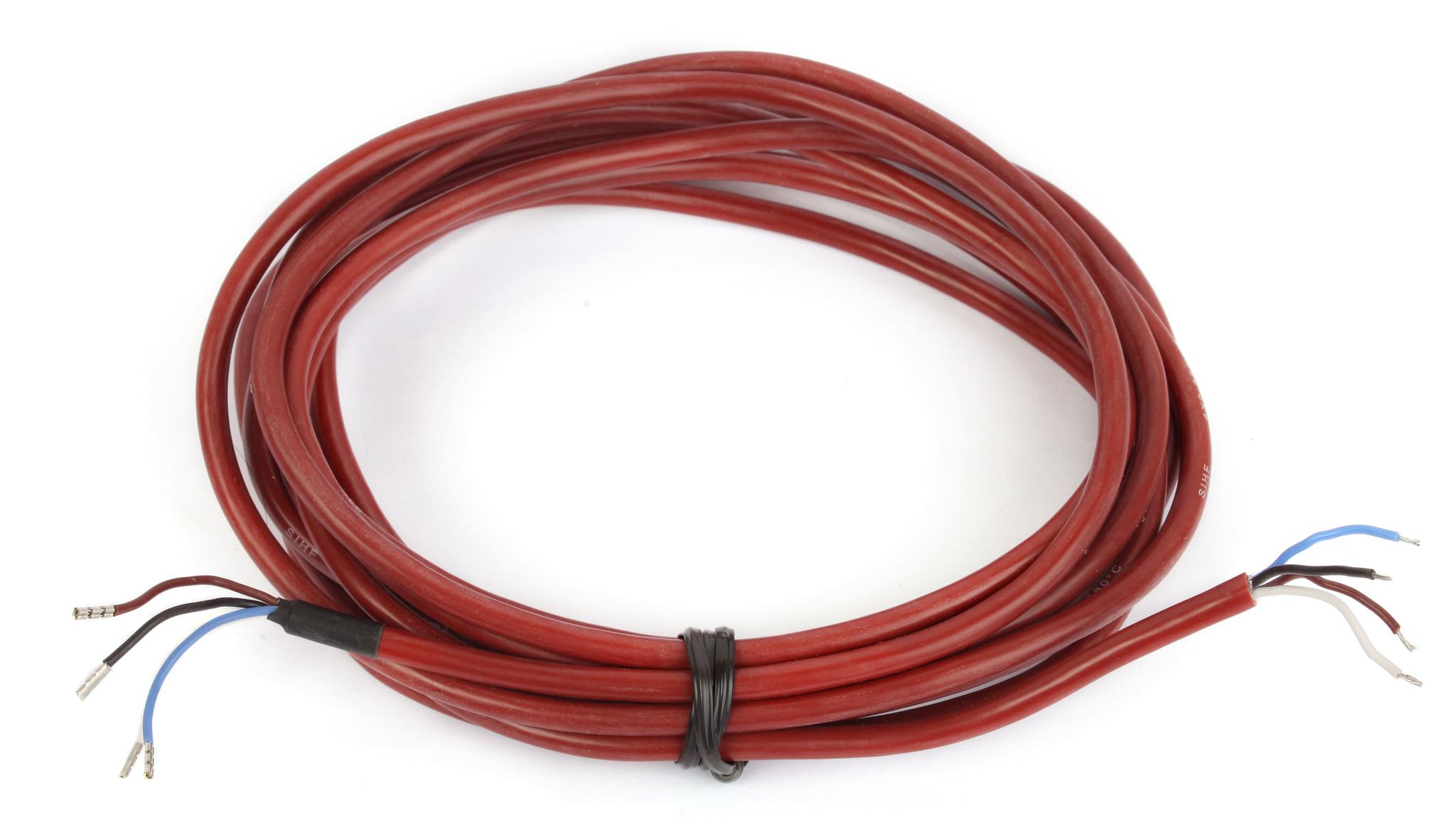 Кабель, клеммы, выключатели: Кабель для датчиков SAWO INN-WREG10 (10 метров) кабель