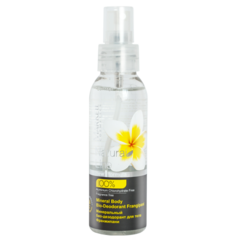 MRK (NATURAL LINE) Минеральный био-дезодорант для тела Франжипани, 100мл