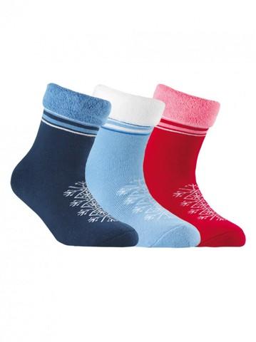 Детские носки Sof-Tiki 6С-19СП (махровые с отворотом) рис. 045 Conte Kids