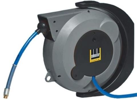 Автоматический намоточный барабан со шлангом диаметр 8 мм, длина 10 м