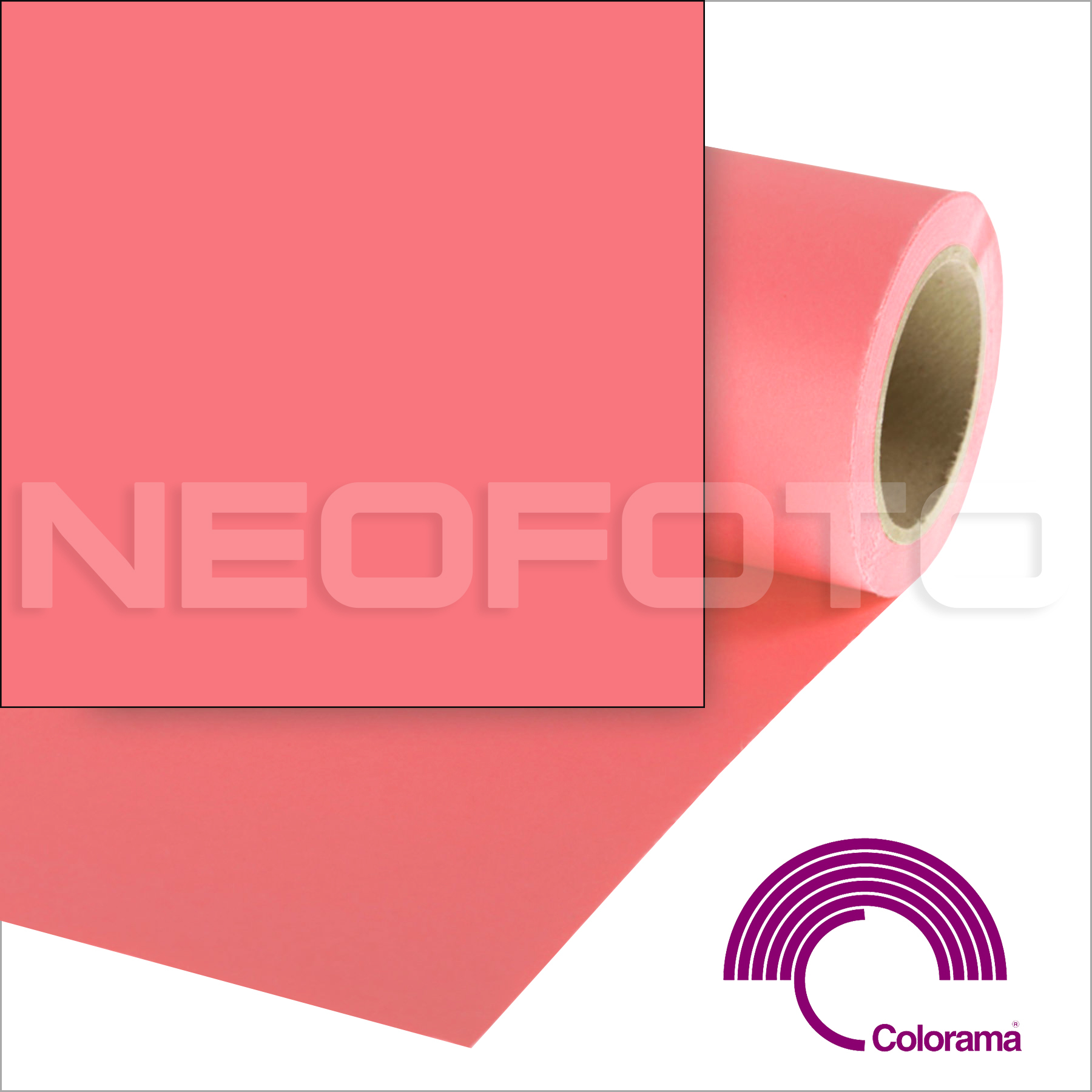 Colorama CO146 Coral Pink 2.72х11 м