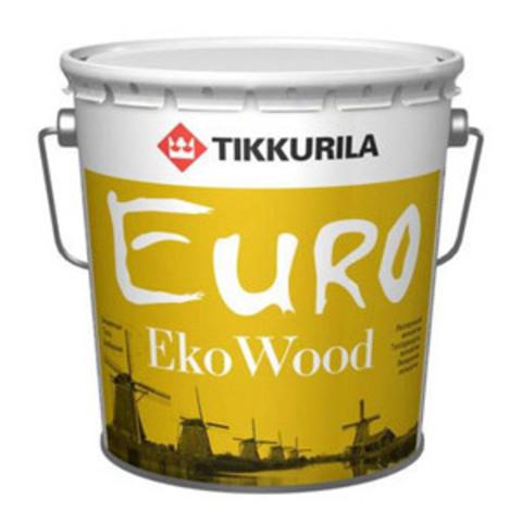 Tikkurila Eko Wood / Тиккуррила Эко Вуд антисептик для дерева