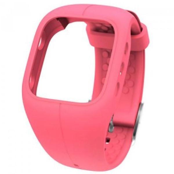 Ремешок для часов Polar A300 Pink