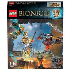 Lego Bionicle Создатель Масок против Стального Черепа (70795)
