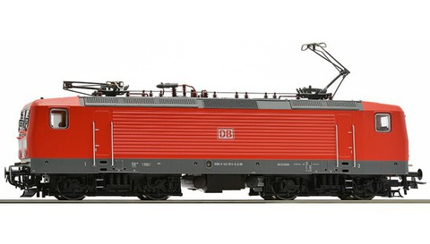 Roco 73320 ЭлектровозBR 143, DB AG Ep.V,  H0