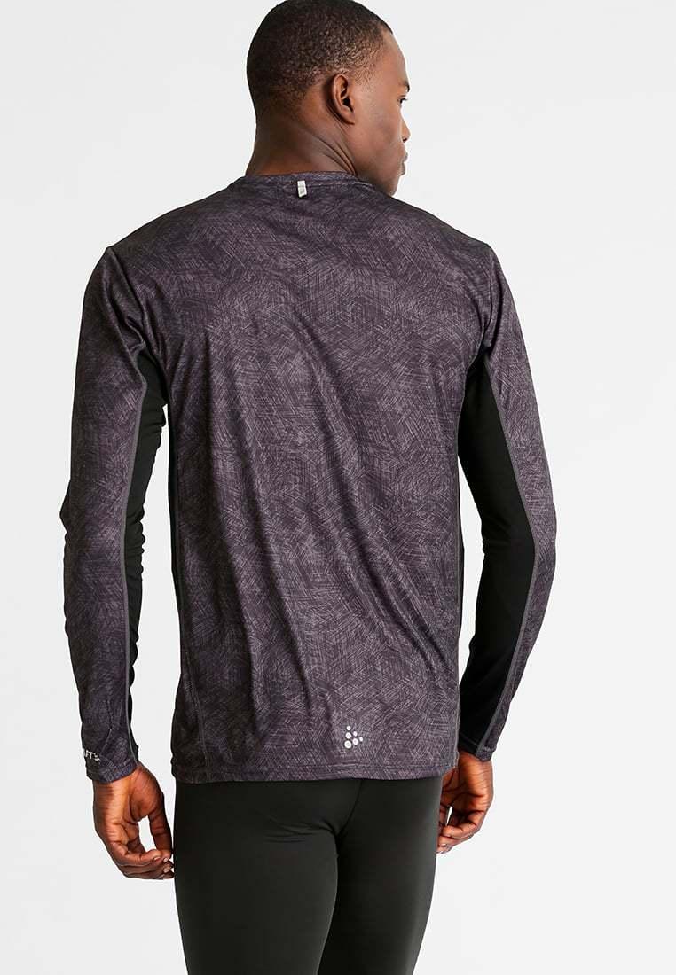 Мужская профессиональная рубашка для бега Craft Mind Run (1903948-2095) фото с охлаждающим эффектом.