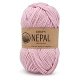 Пряжа Drops Nepal 3112 пудра