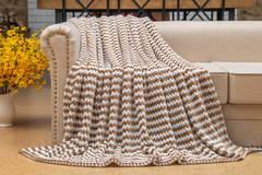 Гринда (кофе) Плед 160х220 Sofi De MarkO