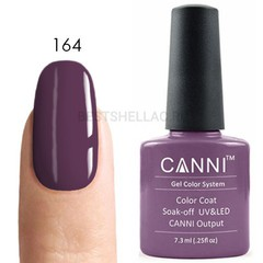 Canni, Гель-лак 164, 7,3 мл