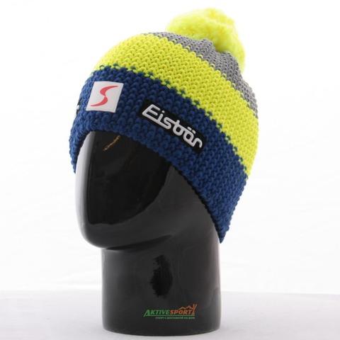шапка Eisbar star neon pompon sp kids