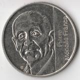 K6174, 1982, Франция, 5 франков Пьер Мендес-Франс