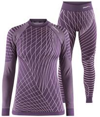 Комплект термобелья Craft Active Intensity Purple женский