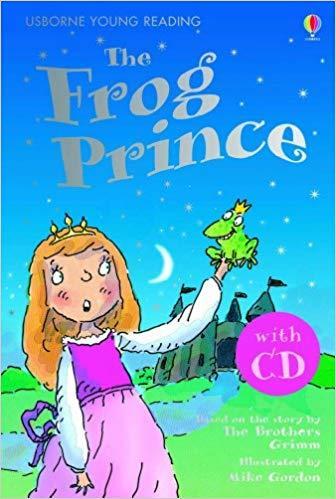 Kitab The Frog Prince | Susanna Davidson