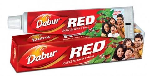 Аюрведическая зубная паста Dabur Red, 200 г
