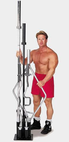 Подставка для олимпийских грифов Body Solid GOBH-5/OBH-5