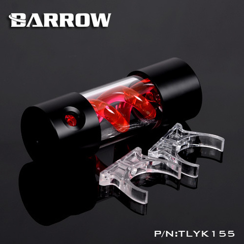 Резервуар Barrow 155MM TLYK155BLACKRED