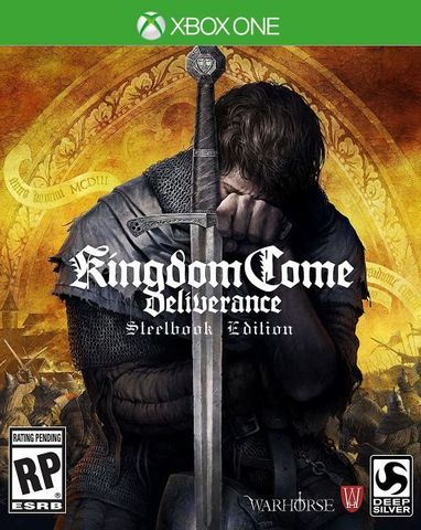Xbox One Kingdom Come: Deliverance. Steelbook Edition (русские субтитры)
