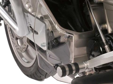 Защита ног Clear Protect BMW K 1600 GT/GTL прозрачная