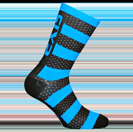Sixs, Теплые термо-носки c мериносом LUXURY MERINOS, голубой