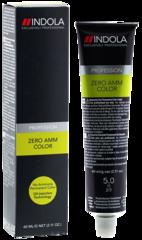 ИНДОЛА проф zero amm color 4-0 средний коричневый натуральный 60мл