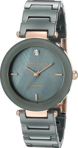 Купить Женские наручные часы Anne Klein 1018RGGY по доступной цене