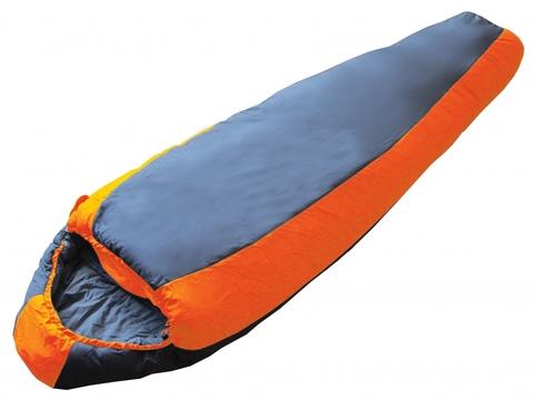 Спальный мешок Nord 3000, Серый/оранжевый