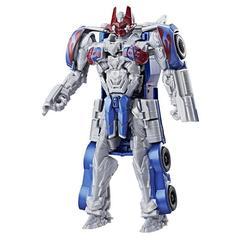 Робот- Трансформер Оптимус Прайм (Optimus Prime) турбо трансформация - Последний рыцарь, Hasbro