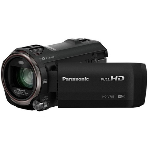 Видеокамера Panasonic HC-V785 Black*