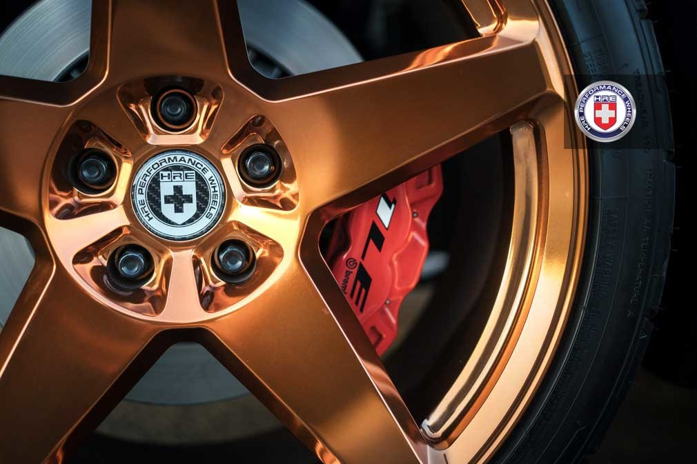 HRE RS205M (RS2M Series)