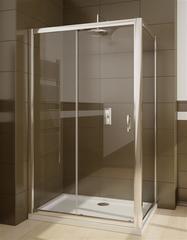 Дверь для душевого уголка Radaway Premium Plus DWJ+S 33402-01-01N фото