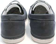 Модные летние кроссовки для мужчин Vitto Men Shoes 3560 Navy Blue.
