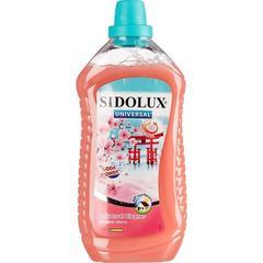 Средство для мытья пола SIDOLUX 1л универсальный Цвет японской вишни