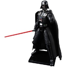 Star Wars 1/12 Scale Model Kit Darth Vader