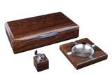 Настольный набор сигарных аксессуаров Lubinski SET-Q227