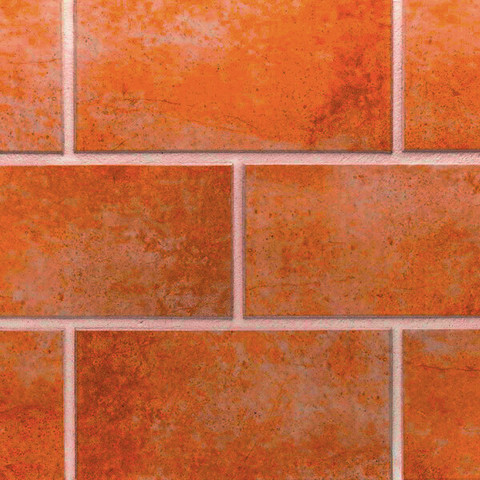 Stroeher, плитка для цоколя и фасада, цвет 524 male, крупноформатная, 294x144x10