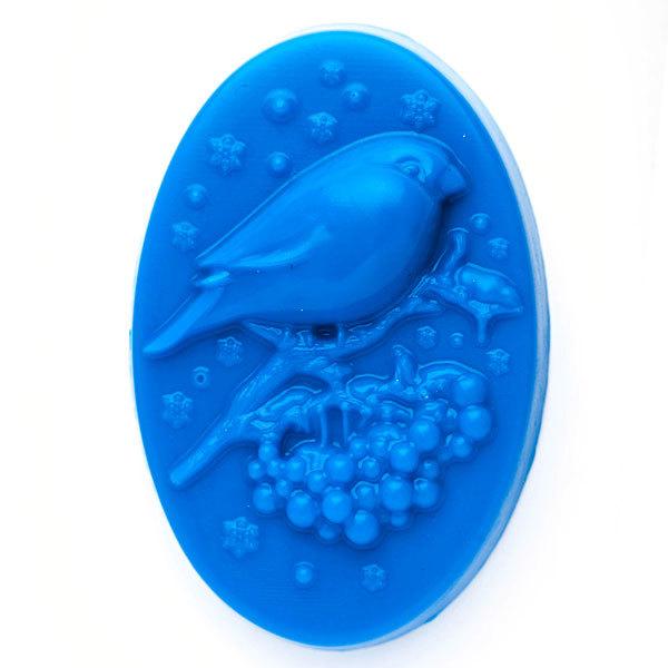 Форма для мыла Снегирь