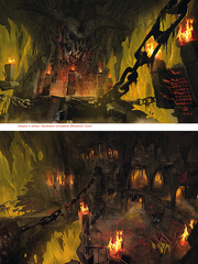 Мир игры Doom