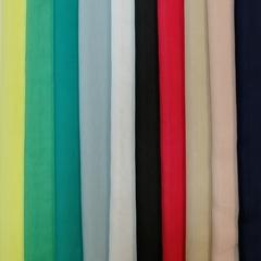 Легкая вискозная ткань с добавлением шелка