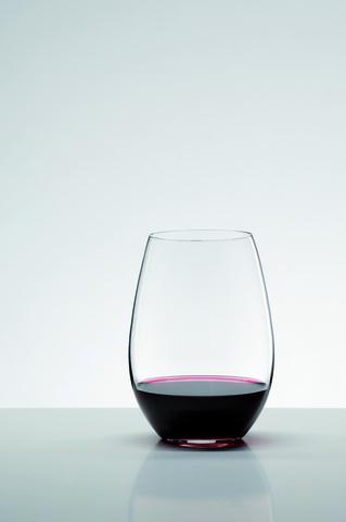 Набор бокалов для красного вина 2шт 620мл Riedel The O Wine Tumbler Syrah/Shiraz