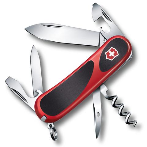 Нож VICTORINOX EvoGrip 10 (2.3803.C)