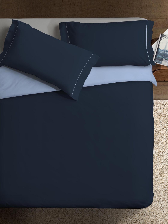 Пододеяльники Пододеяльник 200х200 Caleffi Tinta Unito Bicolor бязь синий/темно-синий pododeyalnik-200h200-caleffi-tinta-unito-bicolor-byaz-siniytemno-siniy-italiya.jpg