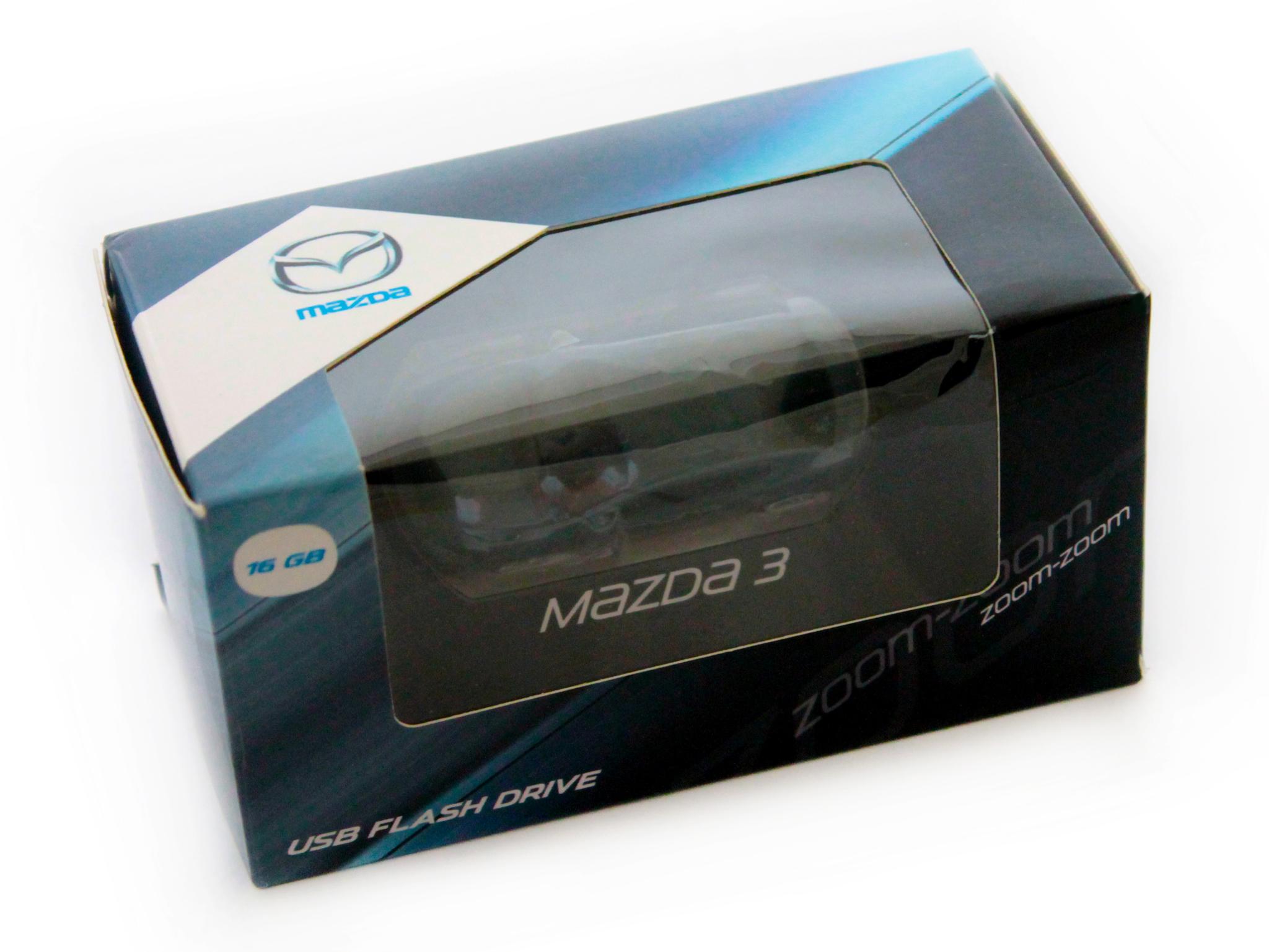 Флешка Mazda 3