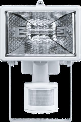 Прожектор галогенный Navigator с датчиком движения