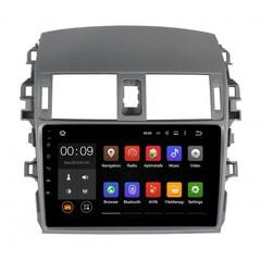 Штатная магнитола на Android 6.0 для Toyota Corolla E150 Roximo RX-1104