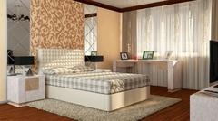 Спальный комплект Mr.Mattress Set T с основанием