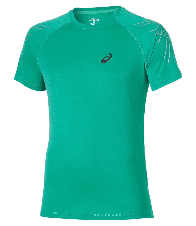 Мужская футболка для бега Asics Stripe SS (126236 4005)