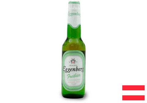 Пиво безалкогольное «Eggenberg Freibier» светлое, 330мл