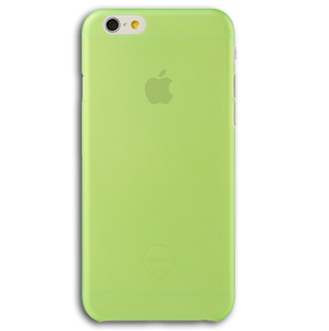 Ozaki O!coat 0.3 Jelly for iPhone 6 / 6S Green (зелёный)