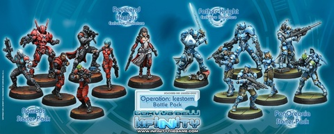 Operation: Icestorm (2 players introductory Battle Pack)